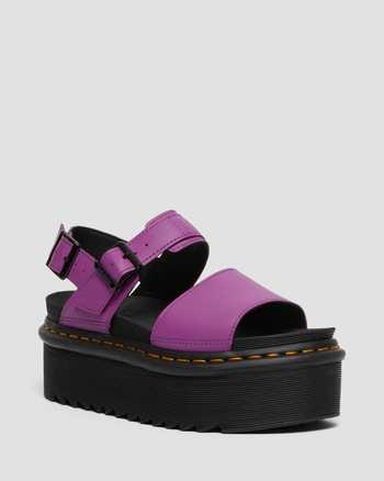 BRIGHT PURPLE | Sandals | Dr. Martens
