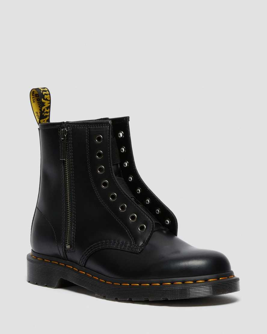 https://i1.adis.ws/i/drmartens/26731001.88.jpg?$large$1460 Elastic Smooth Leather Lace Up Boots   Dr Martens