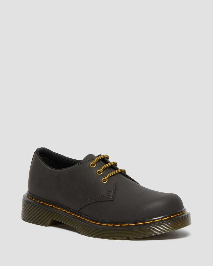 https://i1.adis.ws/i/drmartens/26759207.88.jpg?$large$Junior 1461 Wildhorse Leather Shoes   Dr Martens