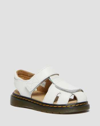 WHITE   Sandals   Dr. Martens