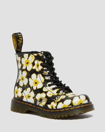 BLACK/DMS YELLOW | Stiefel | Dr. Martens
