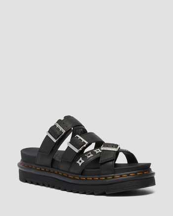 BLACK   Sandals   Dr. Martens