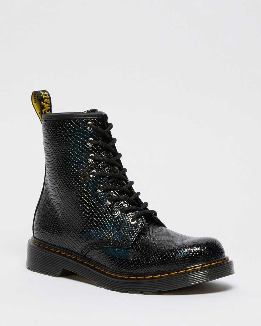 https://i1.adis.ws/i/drmartens/26782001.88.jpg?$large$YOUTH 1460 REPTILE EMBOSS LACE UP BOOTS | Dr Martens