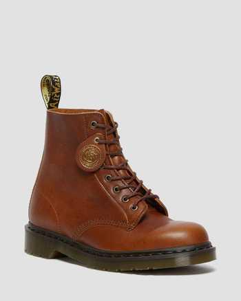 COGNAC TAN | Boots | Dr. Martens
