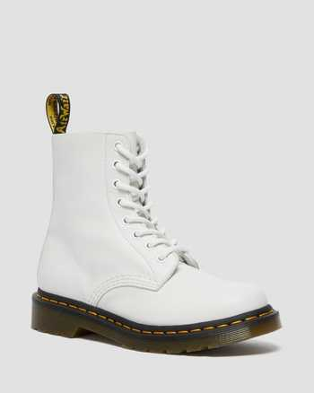 OPTICAL WHITE | Laarzen | Dr. Martens
