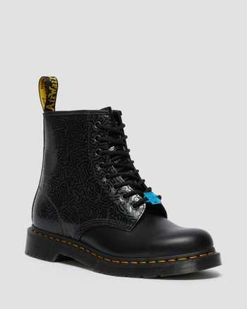 BLACK+MULTI | Stivali | Dr. Martens