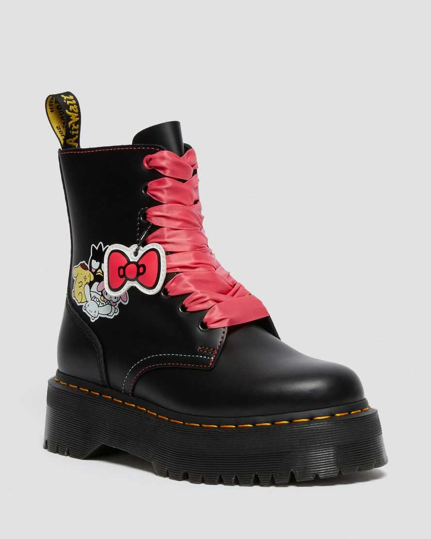 https://i1.adis.ws/i/drmartens/26839001.89.jpg?$large$Jadon Hello Kitty & Friends Leather Platform Boots  | Dr Martens