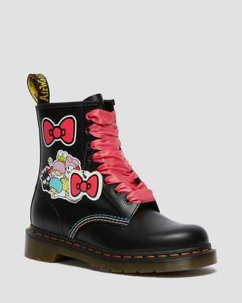 BLACK+MULTI | Boots | Dr. Martens
