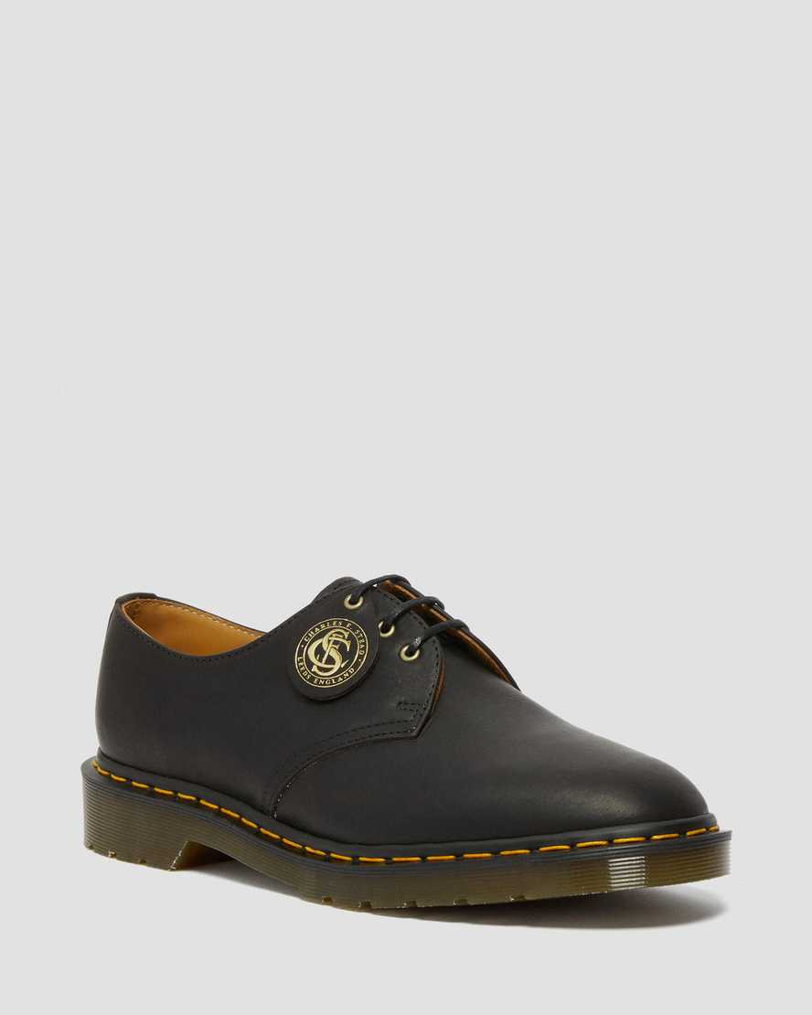 1461 Classic Oil Leather Oxford Shoes1461 Classic Oil Leather Oxford Shoes | Dr Martens