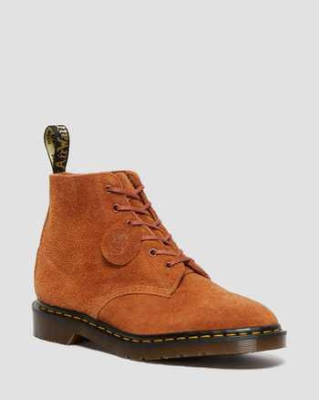 TAN RUST | Boots | Dr. Martens