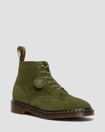 ARMY GREEN | Boots | Dr. Martens