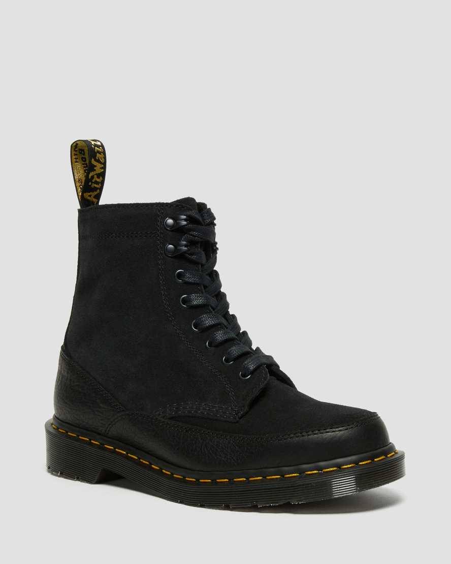 1460 Guard Leather + Suede Lace Up Boots1460 Guard Leather + Suede Lace Up Boots | Dr Martens