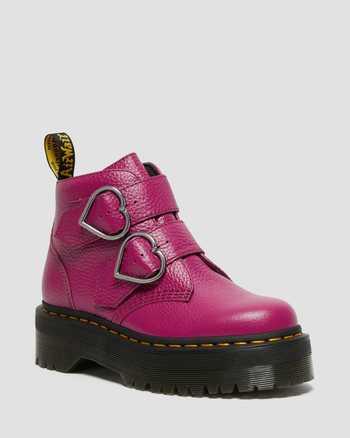 FUCHSIA | Boots | Dr. Martens