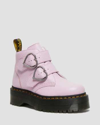 PINK LAVENDER | Boots | Dr. Martens