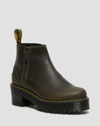 DARK TAUPE   Boots   Dr. Martens