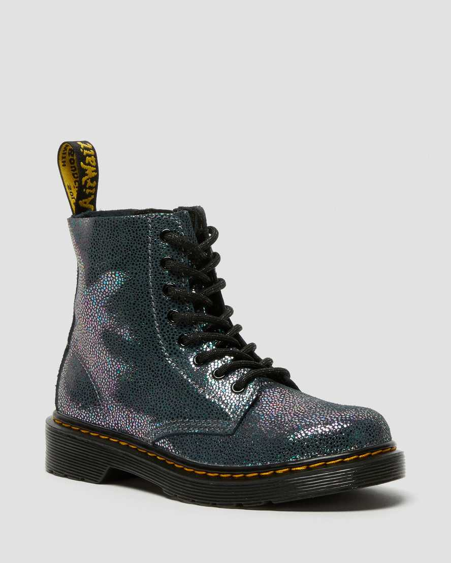 https://i1.adis.ws/i/drmartens/26970508.88.jpg?$large$Junior 1460 Pascal Iridescent Lace Up Boots | Dr Martens