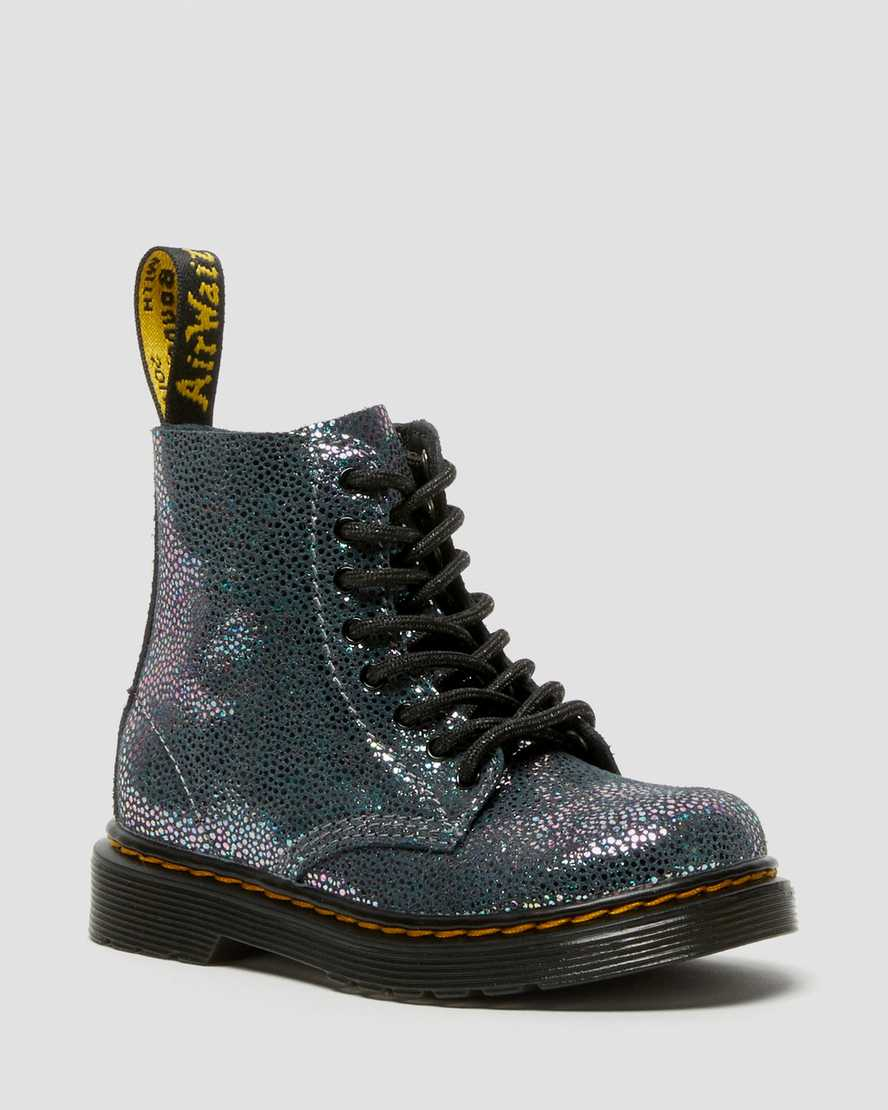 https://i1.adis.ws/i/drmartens/26971508.88.jpg?$large$Toddler 1460 Pascal Iridescent Lace Up Boots   Dr Martens