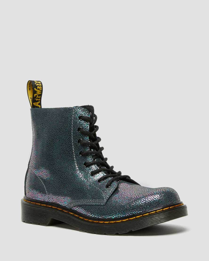 https://i1.adis.ws/i/drmartens/26973508.88.jpg?$large$Youth 1460 Pascal Iridescent Lace Up Boots | Dr Martens