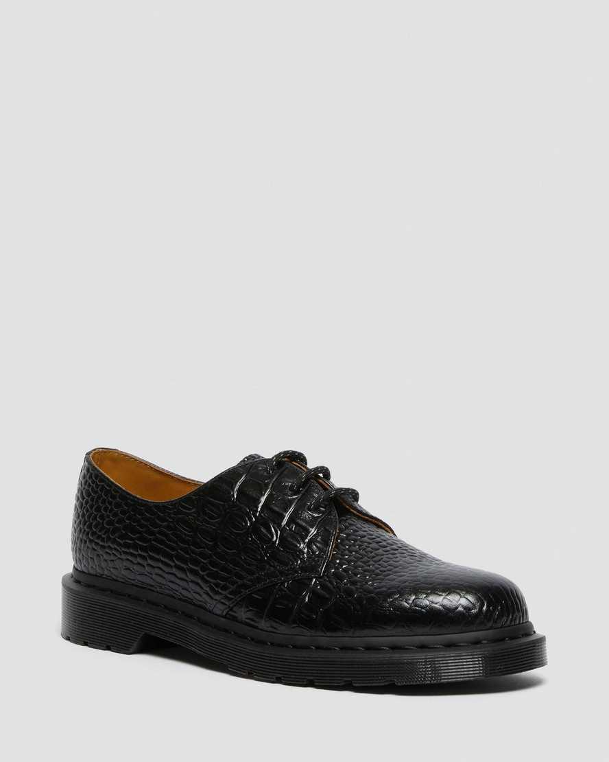 https://i1.adis.ws/i/drmartens/27004001.88.jpg?$large$1461 Croc Sophnet. X End. Leather Shoes | Dr Martens
