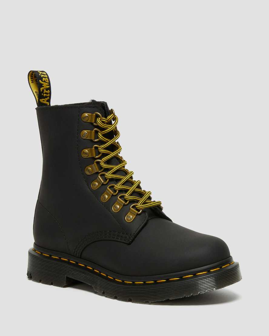 https://i1.adis.ws/i/drmartens/27007001.88.jpg?$large$1460 Pascal DM's Wintergrip Leather Lace Up Boots | Dr Martens
