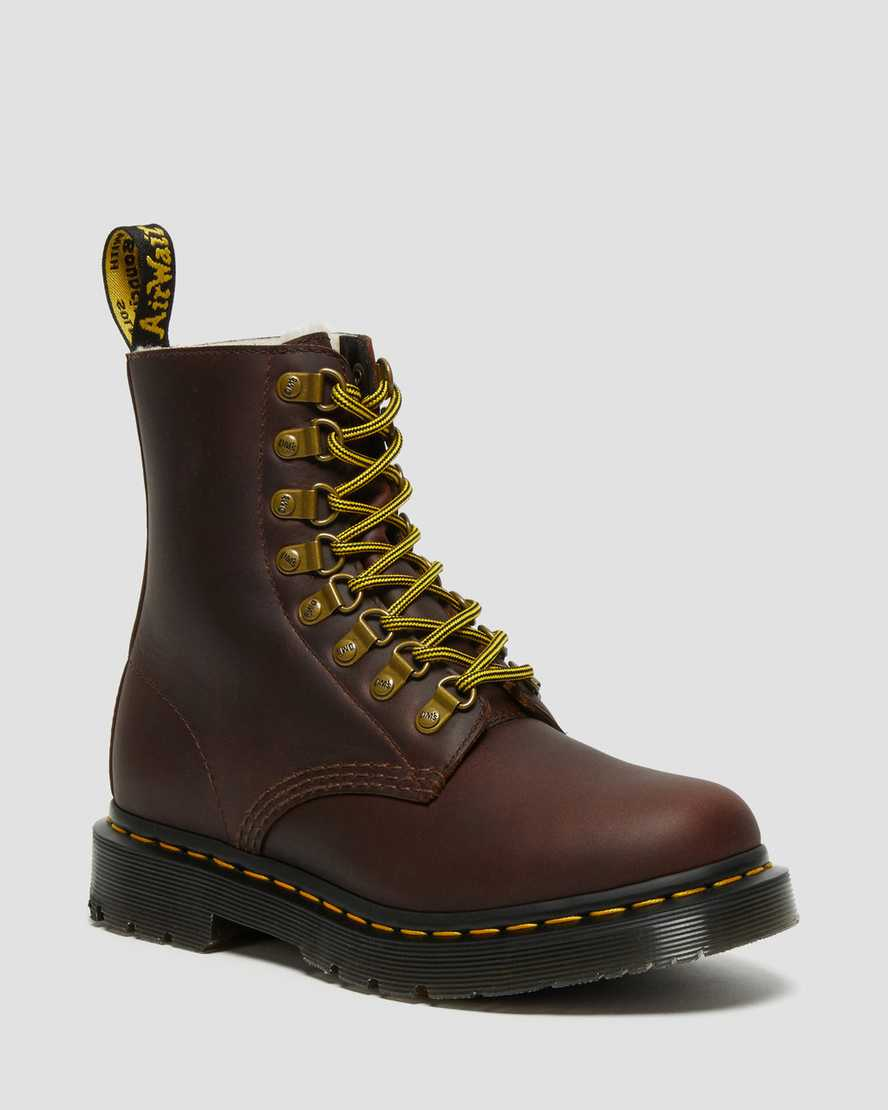 https://i1.adis.ws/i/drmartens/27007201.88.jpg?$large$1460 Pascal DM's Wintergrip Leather Lace Up Boots | Dr Martens