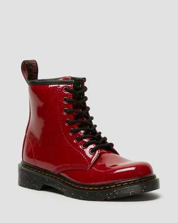 BRIGHT RED | Boots | Dr. Martens
