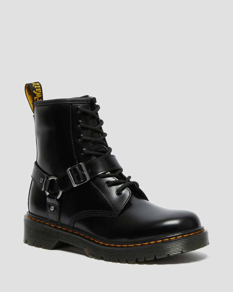 https://i1.adis.ws/i/drmartens/27090001.88.jpg?$large$Youth 1460 Harness Leather Boots   Dr Martens