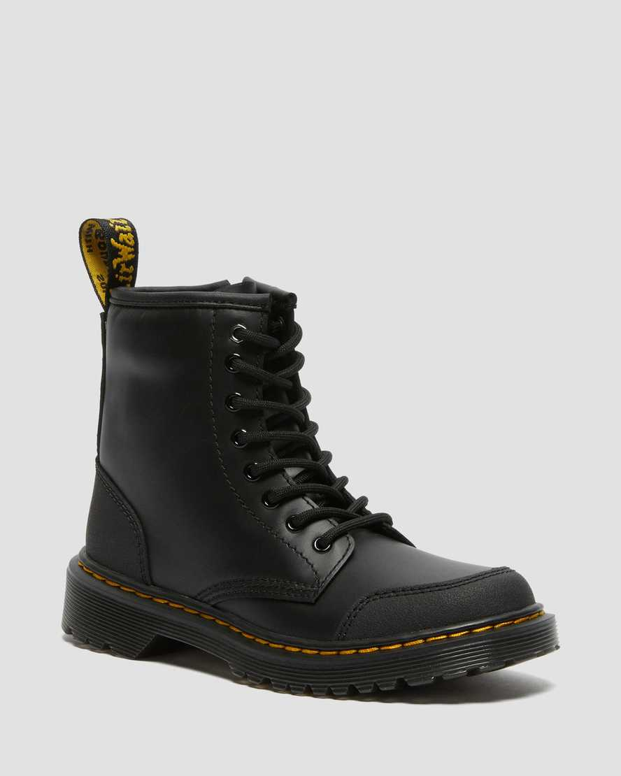 https://i1.adis.ws/i/drmartens/27097001.88.jpg?$large$Junior 1460 Overlay Leather Boots | Dr Martens