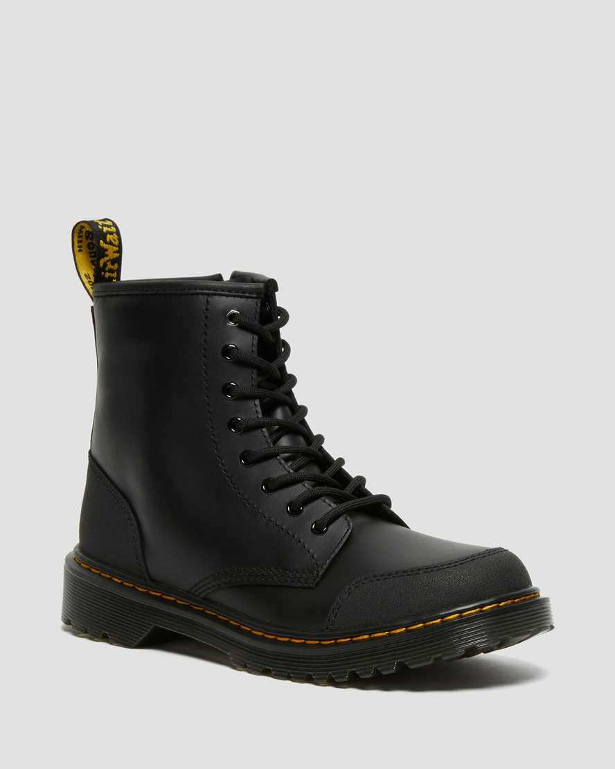 https://i1.adis.ws/i/drmartens/27098001.88.jpg?$large$Youth 1460 Overlay Leather Boots | Dr Martens