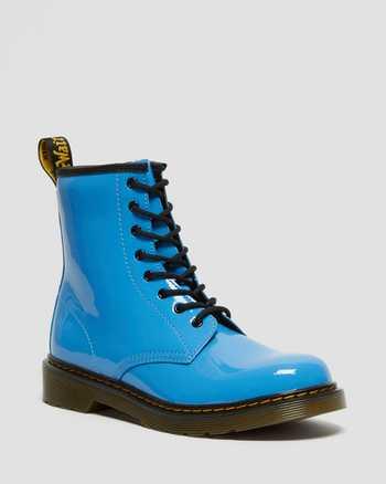 MID BLUE | Boots | Dr. Martens