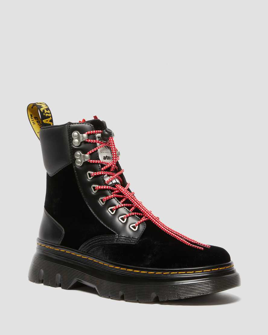 https://i1.adis.ws/i/drmartens/27406001.88.jpg?$large$Tarik Atmos Zip Velvet & Leather Boots | Dr Martens