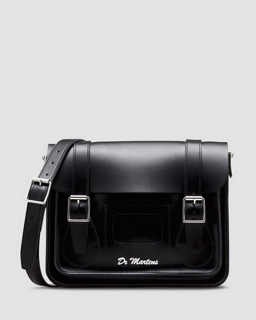 11'' KIEV Leather satchel | Dr Martens