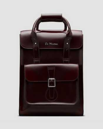 CHERRY RED   Bags & Backpacks   Dr. Martens