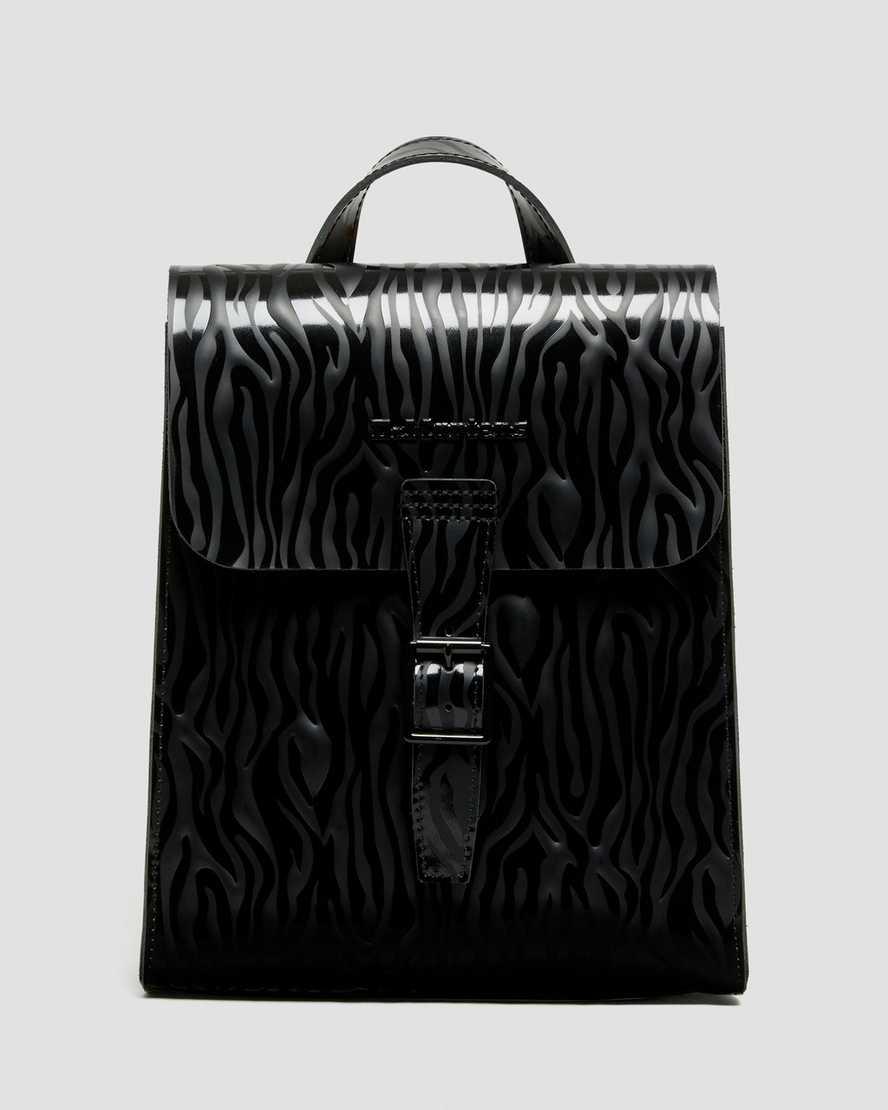 Mini BackpackMini Zebra Emboss Backpack | Dr Martens