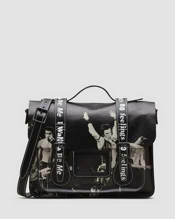 BLACK/WHITE+BLACK | Bags & Backpacks | Dr. Martens