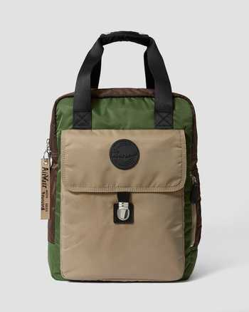 BROWN+BRONZE GREEN+SAND | Bags & Backpacks | Dr. Martens