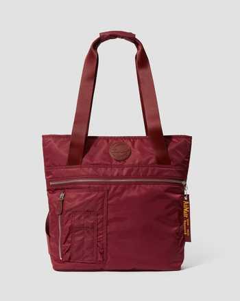 ROSE RED | Bags & Backpacks | Dr. Martens