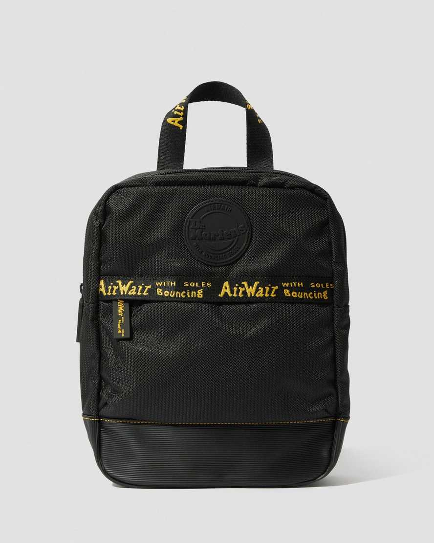 San Francisco 27e7f d17e8 DR MARTENS SMALL GROOVE DNA BACKPACK