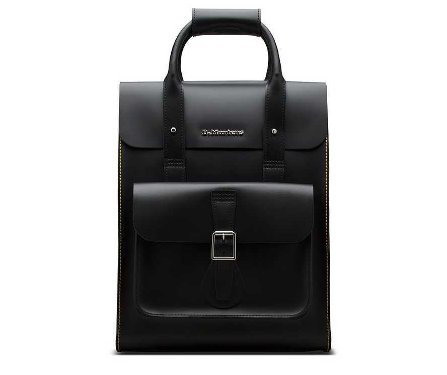 3be8e1f3f33 SMALL LEATHER BACKPACK | Bags & Satchels | Official EU Dr Martens Store