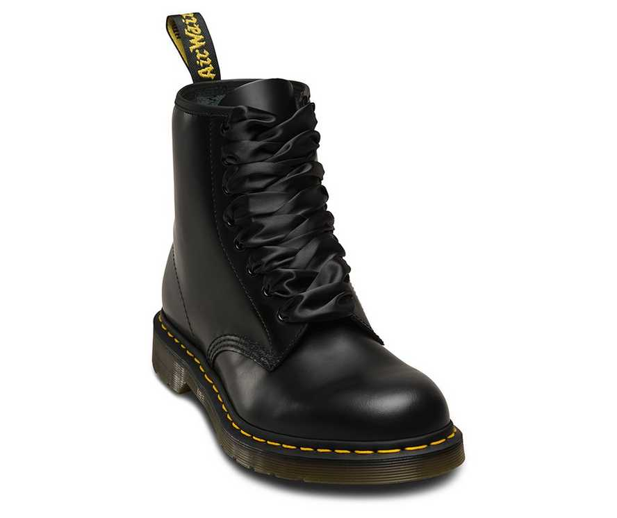 Shoe Laces Just New Satin Ribbon Laces Bootlaces With Our Logo Aglets Fits Ankle Doc Boot Shoes Women's Shoes