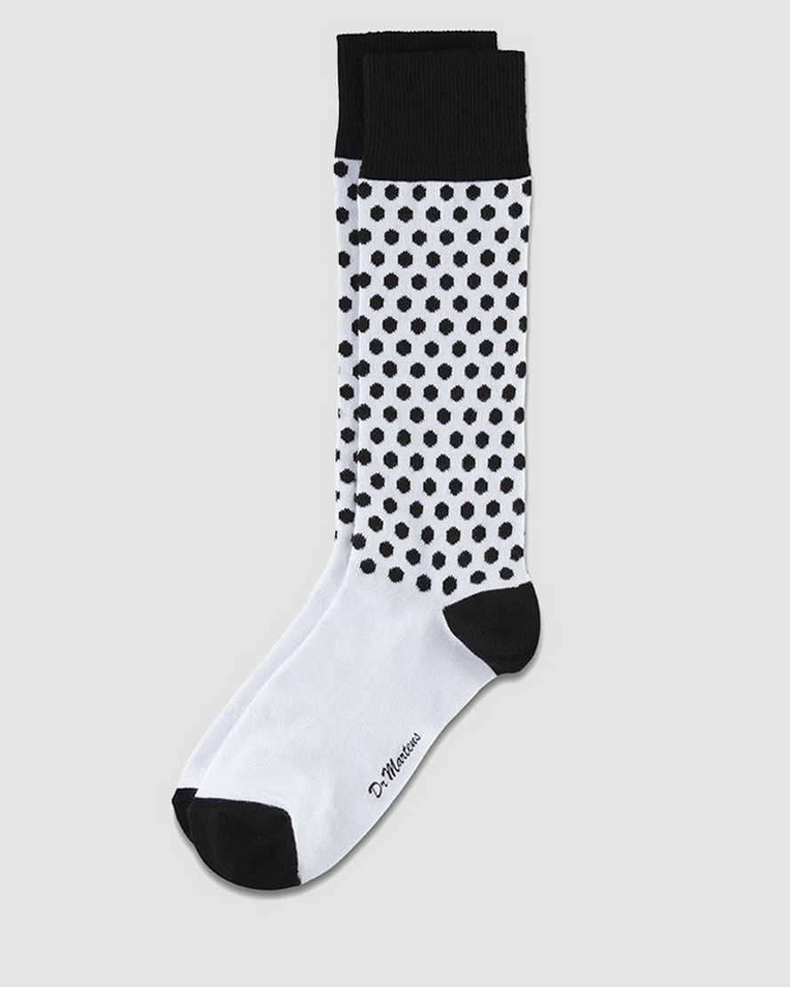 Polka Dot Sock | Dr Martens