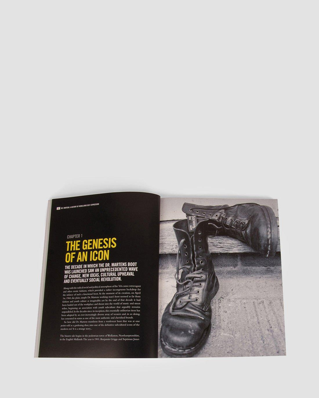 Dr. Martens: The Story of an Icon: The Story of a British