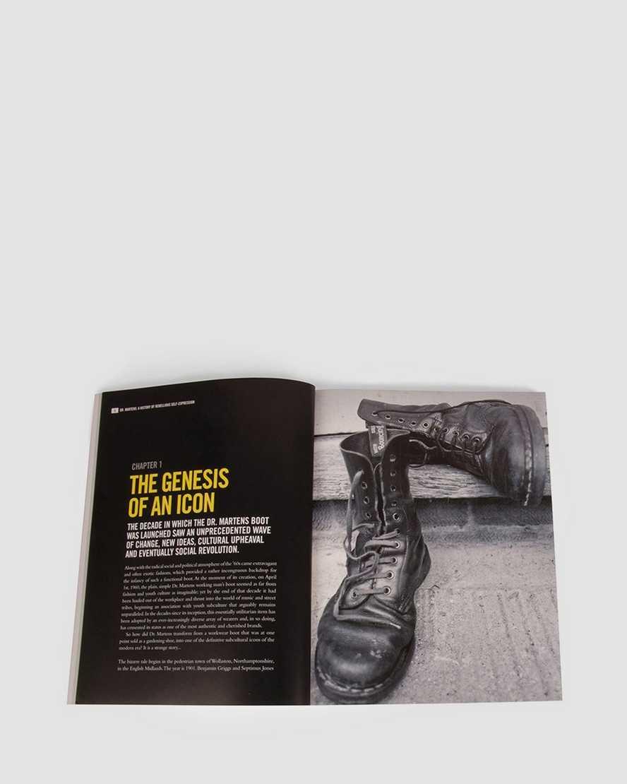 Livre Histoire de Dr. Martens | Dr Martens