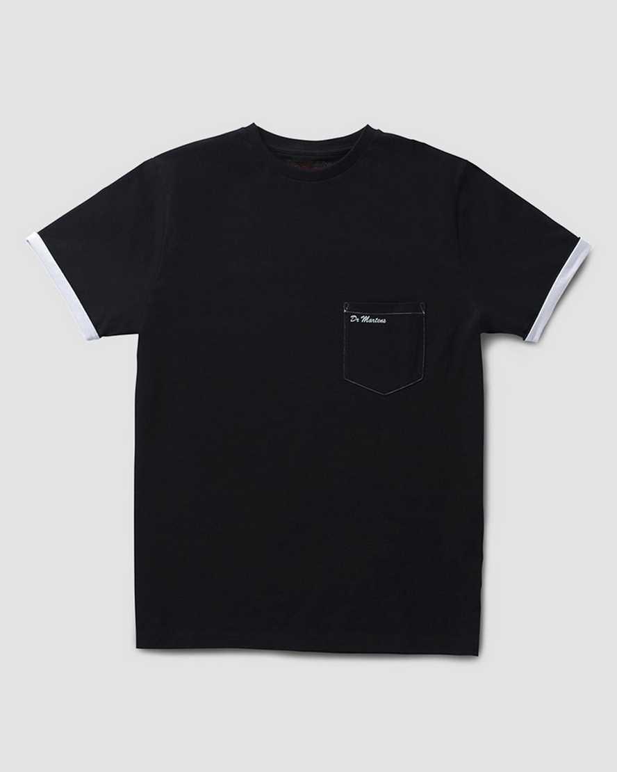 T-shirt à poche | Dr Martens