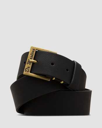 BLACK | Belts | Dr. Martens