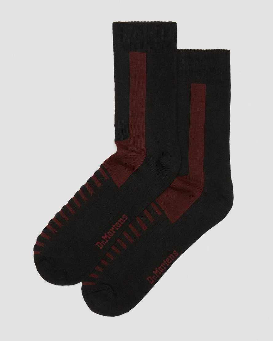 Cotton Blend Double Doc Socks | Dr Martens