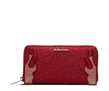 RED | Wallets | Dr. Martens