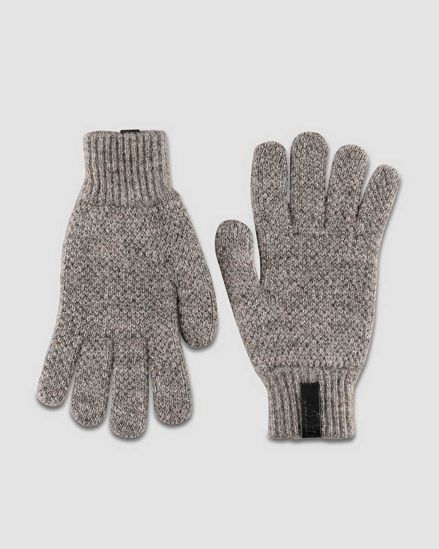 Cable Knit Gloves | Dr Martens