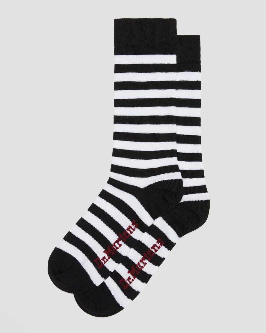 Thin Stripe Socks | Dr Martens
