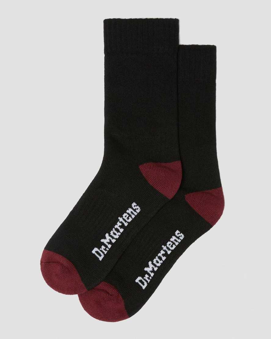 Docs Cotton Blend Socks | Dr Martens